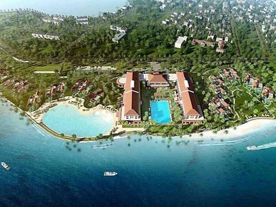 THE ARENA CAM RANH RESORT